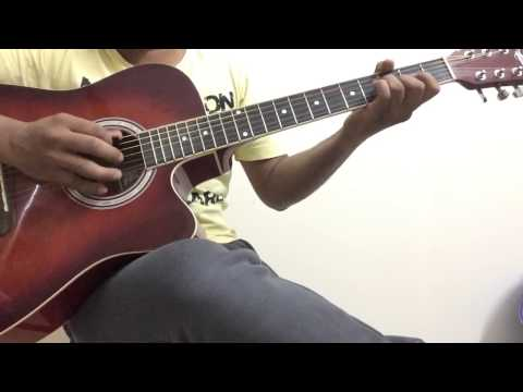 How to Play Seethakalam Song : S/O Satyamurthy - Allu Arjun (on Guitar)