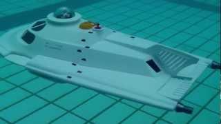 Fantastic Voyage Proteus U-91035