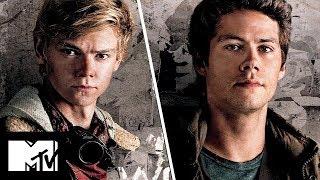 Maze Runner Cast Reveal NEWTMAS SPINOFF Ideas | MTV Movies