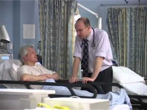 The angiogram procedure - what to expect.