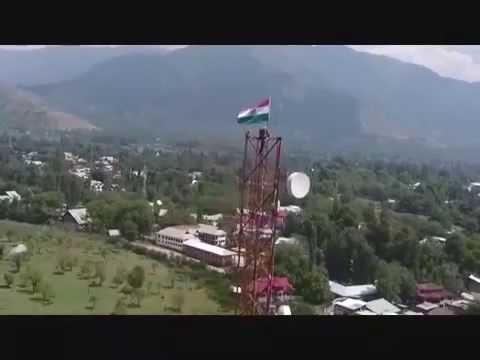 Indian Army Jawan Removes Pak Flag & Hoist Tiranga In Kashmir  | Six Sigma Films