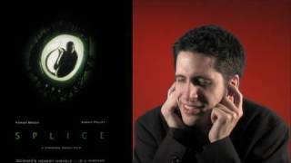 Splice movie review