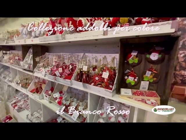 collezione Natale per colore - Bianco Rosso