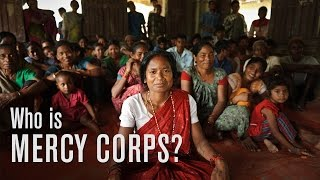 Who is Mercy Corps?