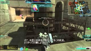 格闘将官のガンダムオンライン第74話「もうひとつの大将昇格戦」