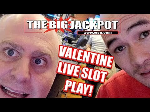 😍 Be My Valentine Live Slot Play💖