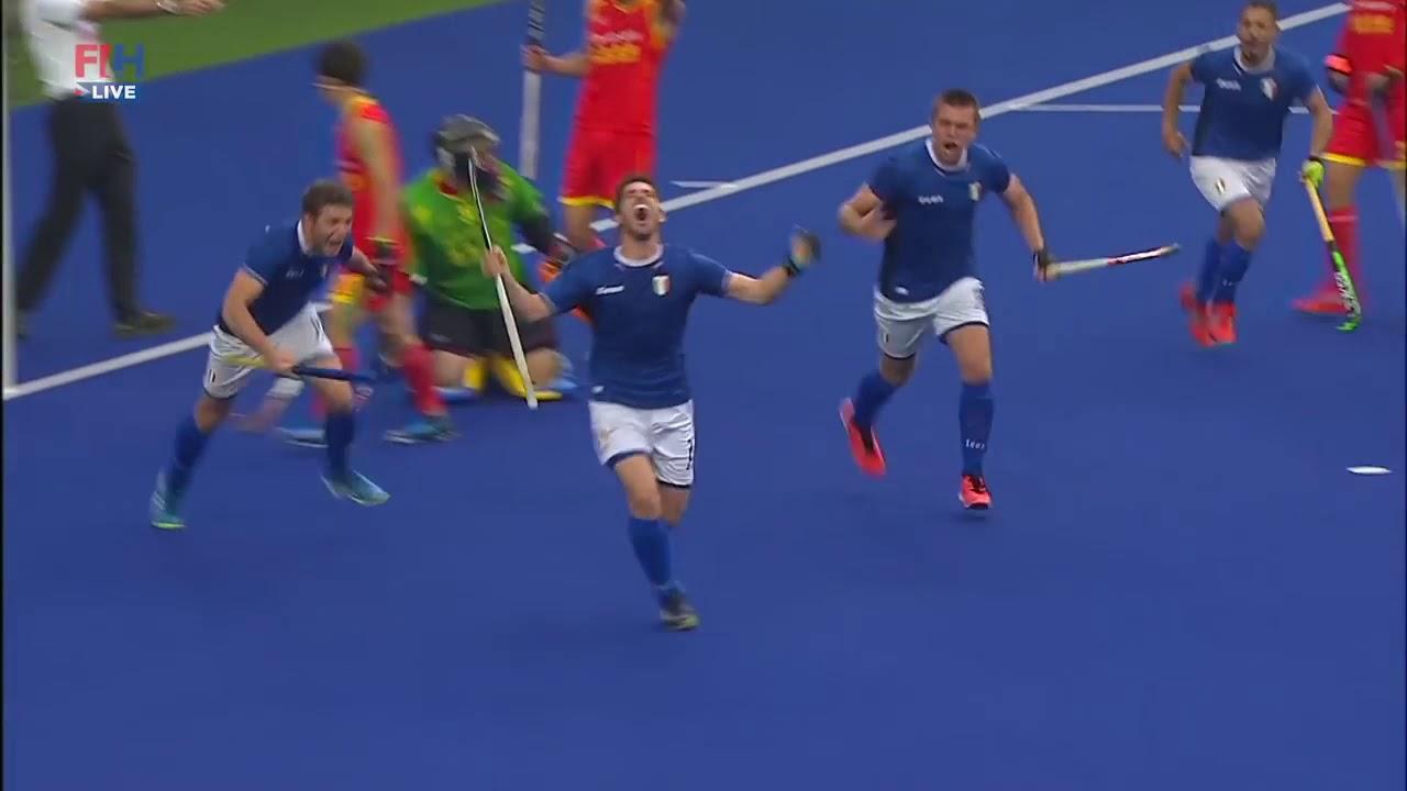 Cina-Italia: 1-2 #Finals #HockeySeries - Highlights