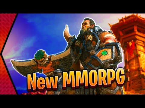 World Of Kings - NEW MOBILE 3D MMORPG (WoW CLONE FOR ANDROID & IOS) | MGQ Ep. 372