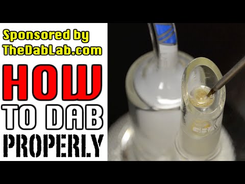 How to Dab!