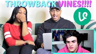 "Dolan Twins ""Watching Our Old Vines!"" REACTION!!!"