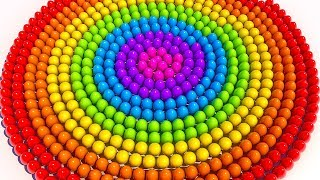 Learning Colors with 3D Egg Spiral for Kids and Children