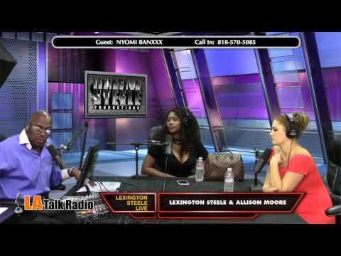 LA Talk Radio: Lexington Steele Live 7-13-15