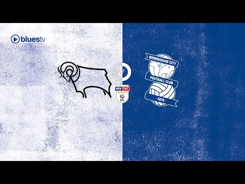 Highlights: Derby County 3 Blues 1 | Sky Bet Championship