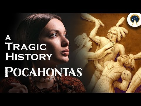 The True Story of Pocahontas as NOT told by Disney   Ancient Origins