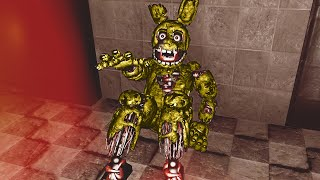 Este JUEGO es INCREÍBLE - Five Nights at Freddy's 3 Doom Mod REMAKE (FNAF Game)