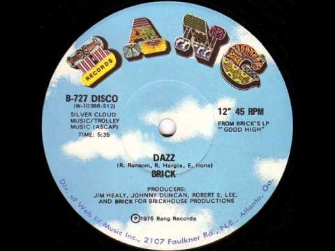 Brick - Dazz (12 Inch Version)