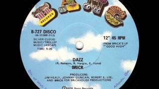 Brick - Dazz (12 Inch Version)