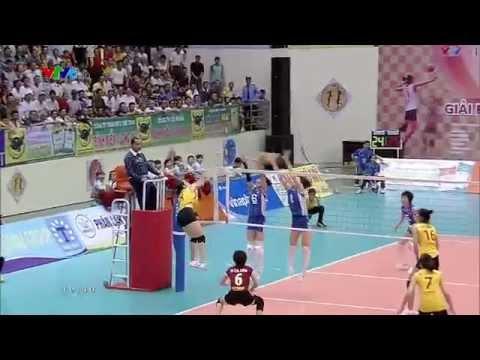 Vietnam vs Korea DPR -  VTV Cup 2014 D4