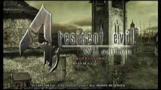 Resident Evil 4: Wii Edition (Part 1) - Introduction