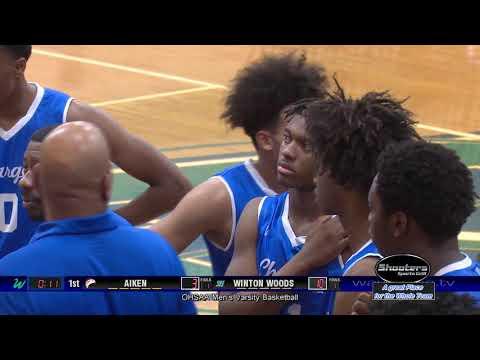 Aiken Vs. Winton Woods High School Men's Varsity Basketball - February 13, 2019
