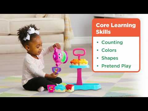 Musical Rainbow Tea Party | Demo Video | LeapFrog®
