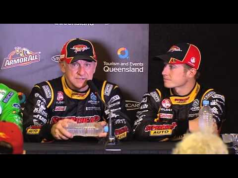 Armor All GC 600 Sunday Press Conference