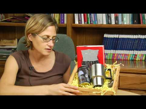Teaching, Writing & Books : How to Create a Gift Basket for a Book Lover