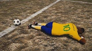 Neymar Rolling in GTA 5