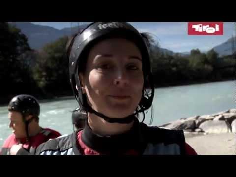 Wildwasser Rafting & Canyoning In Tirol Österreich 🌊