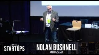 - Startups - LAUNCH Education & Kids Keynotes from Nolan Bushnell and Marshall Tuck - TWiST #267