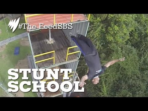 Stunt School: Pirates Of The Caribbean I The Feed