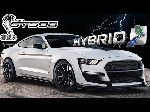Shelby GT: It&#;s A HYBRID? (GAS + ELECTRIC)