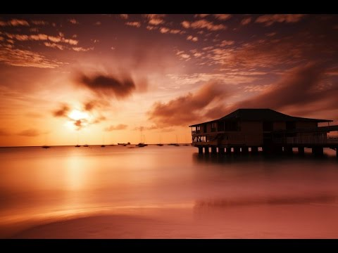 Sea waves sound and relaxing music Zen - HD Nature Video