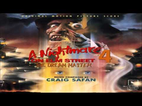 "Tuesday Knight - Nightmare ""A Nightmare On Elm Street 4: The Dream Master 1988 Soundtrack"""