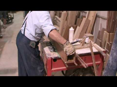 Creating a Box Newel for your next stair building project.