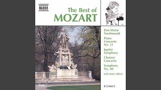 Symphony No 40 In G Minor K 550 I Molto Allegro