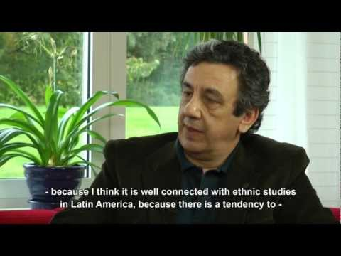 Interview with Hugo Trinchero from the University of Buenos Aires
