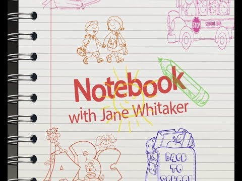 Notebook October 2017