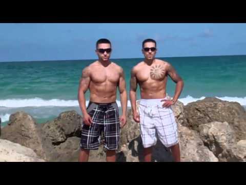 The Dynamic Duo by JENNIFER NICOLE LEE FITNESS MODEL FACTORY