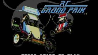 R.C. Grand Prix Master System Title Music