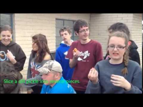 "Zion Clear Lake Iowa Youth Trip - Spring 2014 - ""Pickles n Kool Aid"""