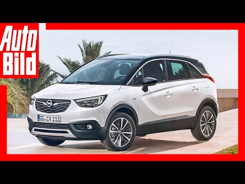 opel crossland x 2017 erste sitzprobe im neuen. Black Bedroom Furniture Sets. Home Design Ideas