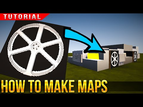 How To Make Custom Maps
