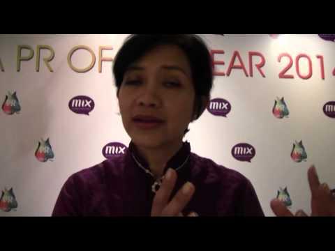 Indonesia PR Program & People of the Year 2014: Daisy Primayanti