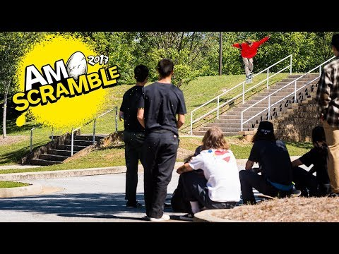 Rough Cut: Corey Glick and Tyson Peterson's 'Am Scramble' Footage
