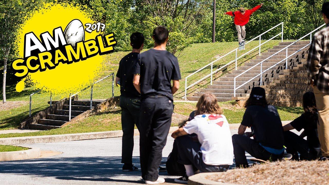 "Download Rough Cut: Corey Glick and Tyson Peterson's ""Am Scramble"" Footage"