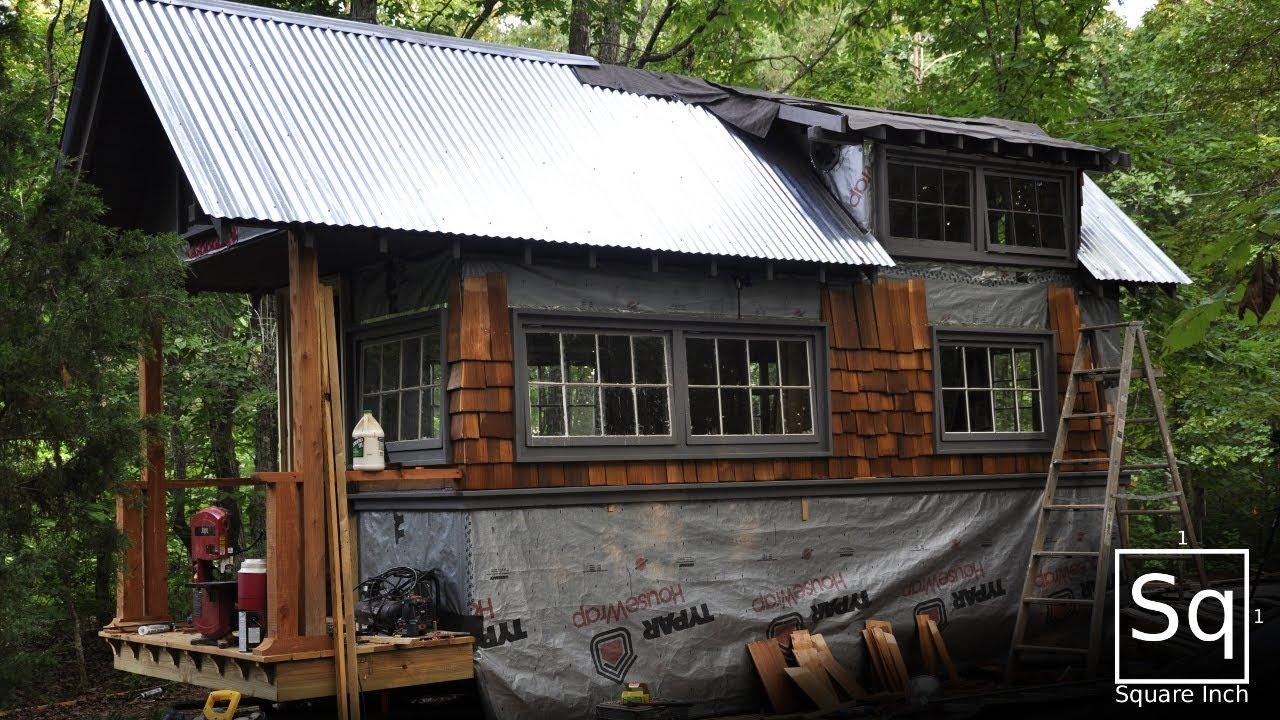 Tiny House Back On The Project My Progress Plan