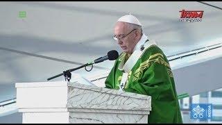 Homilia papieża Franciszka wygłoszona podczas Mszy św. Posłania na Campo San Juan Pablo II