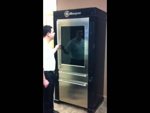 Ge Monogram Fully Integrated 30 Refrigerator