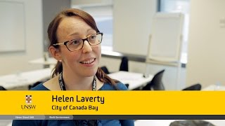 "Vox Pop - Helen Laverty - from the ""Place & Placelessness"" Symposium"